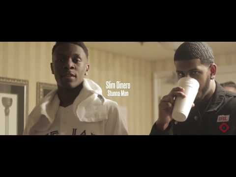 Slim Dinero - Stunna Man (Official Video)