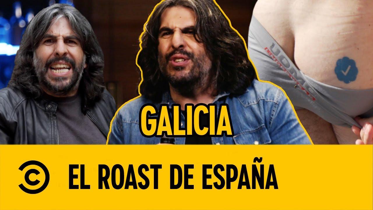 Vaqueradas En Galicia | El Roast De España | Comedy Central España