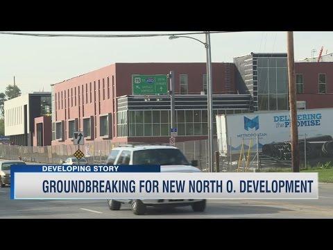 Groundbreaking For New North Omaha Development