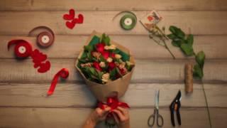 🌹Букет «Совершенство роз» | Подари счастье! Букеты Киев(, 2017-01-26T12:00:33.000Z)