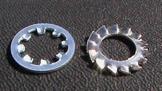 GMBOLT.com EXTERNAL INTERNAL TOOTH LOCK WASHER stainless steel m3 m4 m5 m6