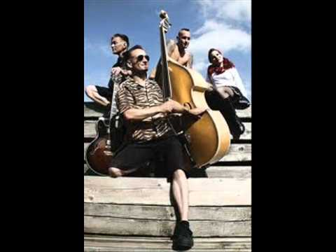 bonsai kitten- please mr jailer PSYCHOBILLY
