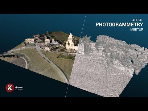 Photogrammétrie aérienne avec drone - meetup cast - by Kopilot