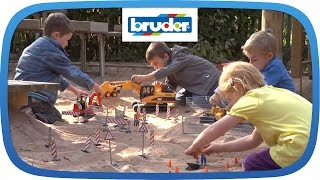 bworld - die neue Serie von BRUDER