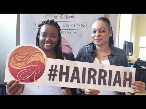 HAIR RIAH at Toronto Caribbean Business Social