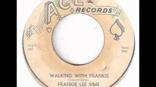 Frankie Lee Sims-Walking with Frankie