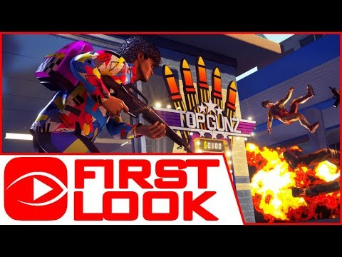 Radical Heights - Gameplay First Look