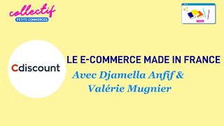 Le e-commerce made in France avec CDISCOUNT
