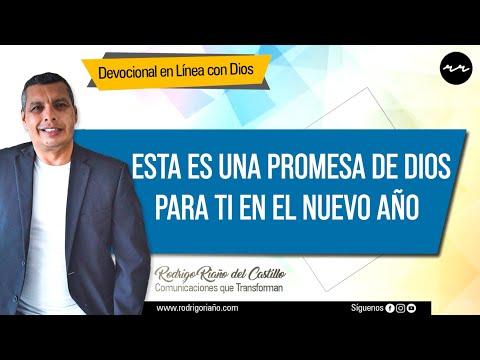 ESTA ES UNA PROMESA DE DIOS PARA TI EN EL NUEVO AÑO jueves/26/dic/2019 📺 Nuestro devocional de hoy