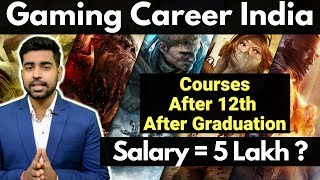 Career In Gaming Sector | Salary | Jobs | Courses | Complete Details | Ea Games