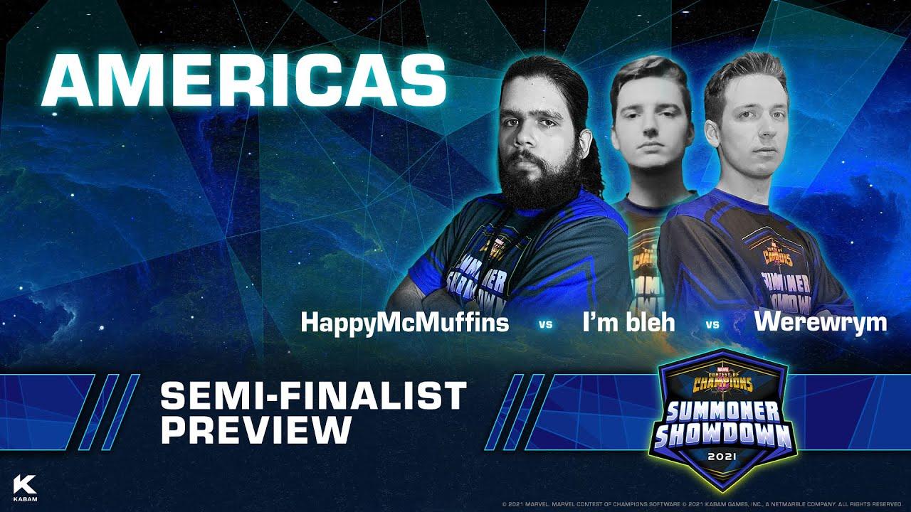 Summoner Showdown Semi-Finalist Preview: Americas | Marvel Contest of Champions