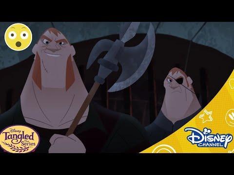 Rapunzel: de serie   Gevangen in de kerkers   Disney Channel NL