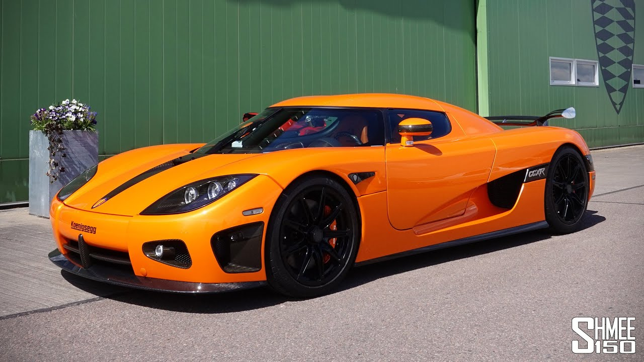 Koenigsegg Ccxr Test Drive During Goball Shmee S