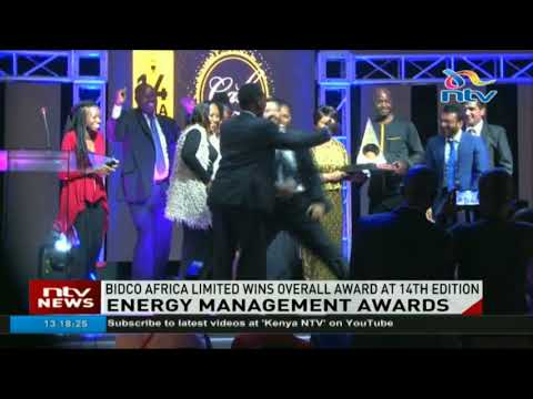 BIDCO Africa limited wins overall Energy Management Award