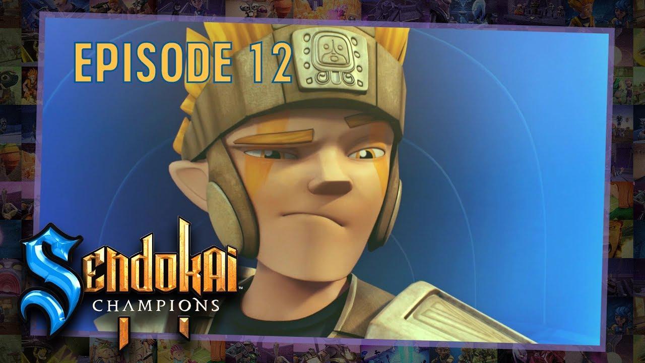 Download Sendokai Champions |  Episode 12 - The Final Test
