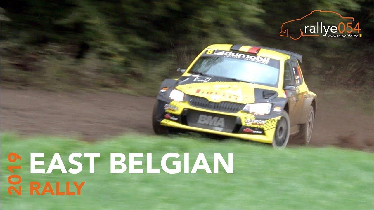 Rallycross 2020 Calendrier.Video East Belgian Rally 2019 Rallye054