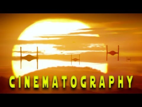 "The Stunning Cinematography of ""Star Wars: The Force Awakens"" [HD]"