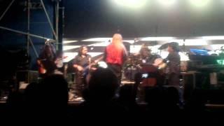 Le ORME live @ Progr. Festival a Roma- C. del Jazz 11-9-2011 Verso sud- (La via della seta)