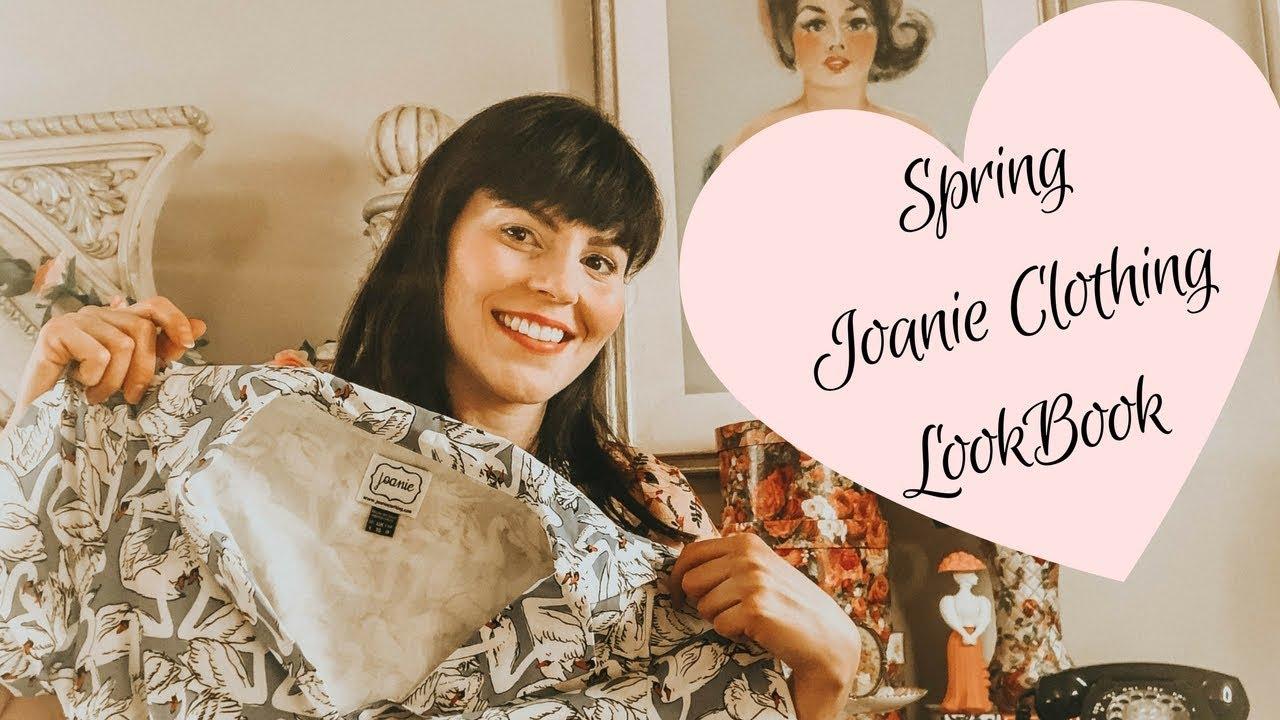 [VIDEO] - Joanie Clothing Dress Haul // LookBook 2
