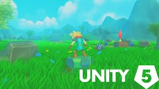 Unity 5 Game - Prototype update [Level select and levels 1 to 3]