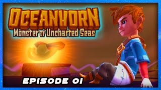 Oceanhorn Monster of Uncharted Seas Part 1 PC Steam Gameplay Walkthrough