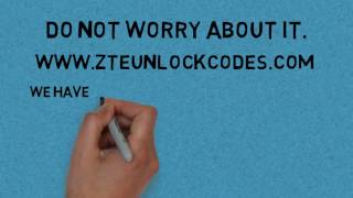 How to unlock ZTE BLADE C V807 - ZTE unlock codes