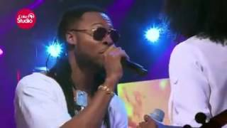 Flavour & Juliana Kanyomozi perform in Coke Studio