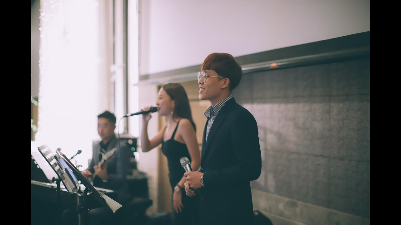 (Wedding Live Band | Corporate Events | Private Functions) 3 Piece Band ft. Benjamin & Gwen