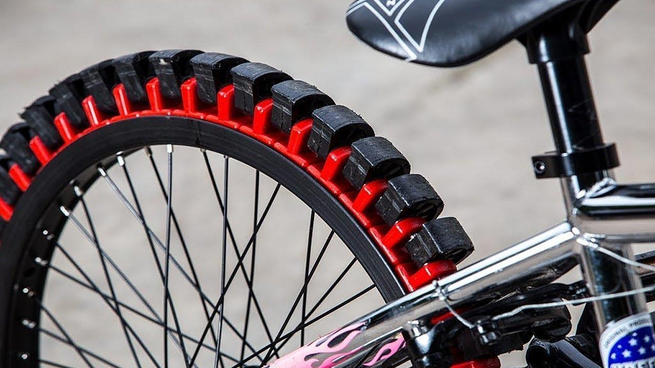 Bisikletler İçin Tasarlanmış İleri Seviye Tekerlekler Ve Lastikler