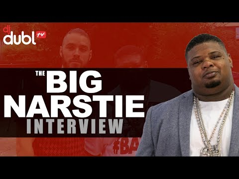 Big Narstie Interview - Getting Ed Sheeran to spit bars, Bipolar album, work vs family life & more!