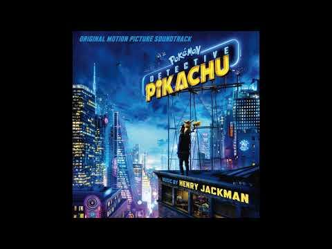 The Roundhouse - Pokémon Detective Pikachu Original Motion Picture Soundtrack