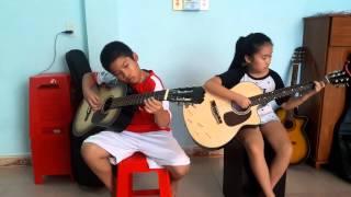 Boulevard - Guitar solo