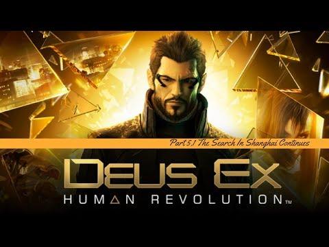 Deus Ex Human Revolution Shanghai Courts Pt. 2(No Commentary)