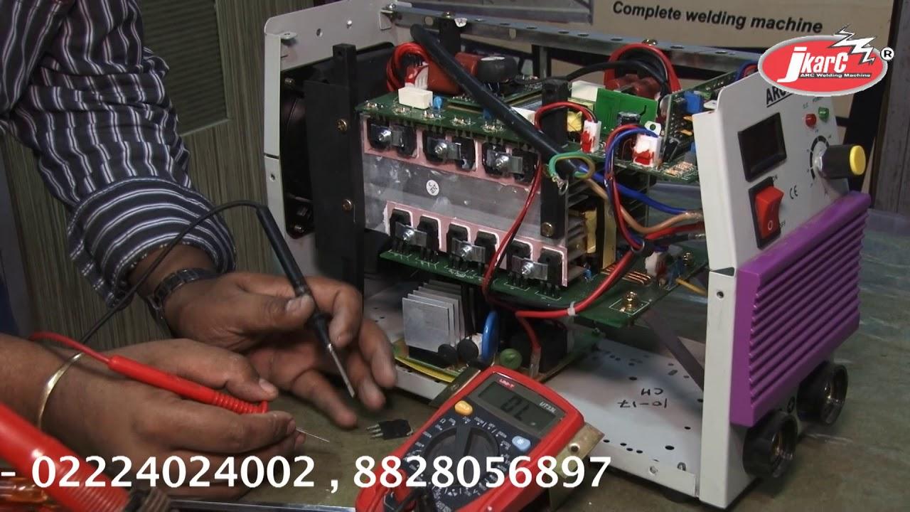 Inverter welding machine ARC 200 AMP repairing Tips and