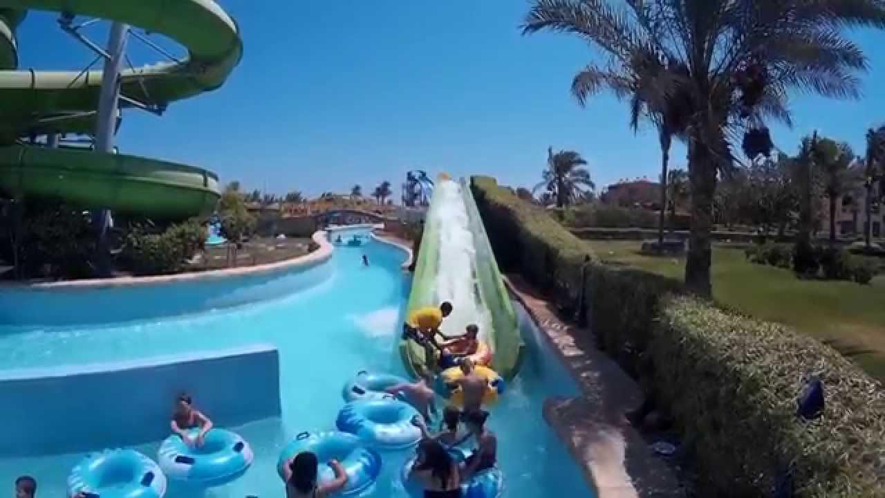 Der Aqua Park Im Hotel Titanic Beach Spa Amp Aqua Park In
