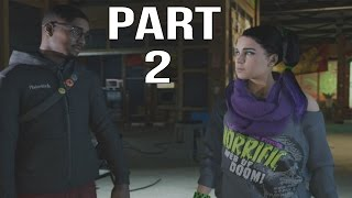 Watch Dogs 2 Walkthrough Part 2 Gameplay - Movie Studios