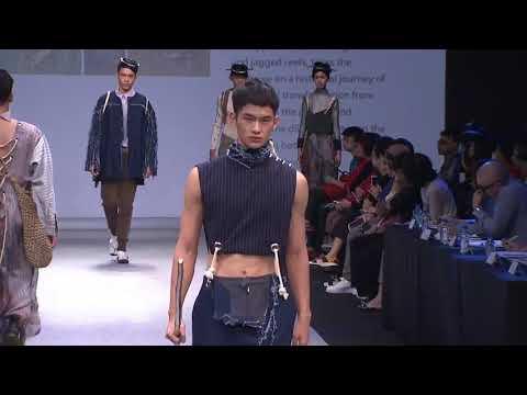 2016 TAIWAN FASHION DESIGN AWARD | YU-SIAN LI