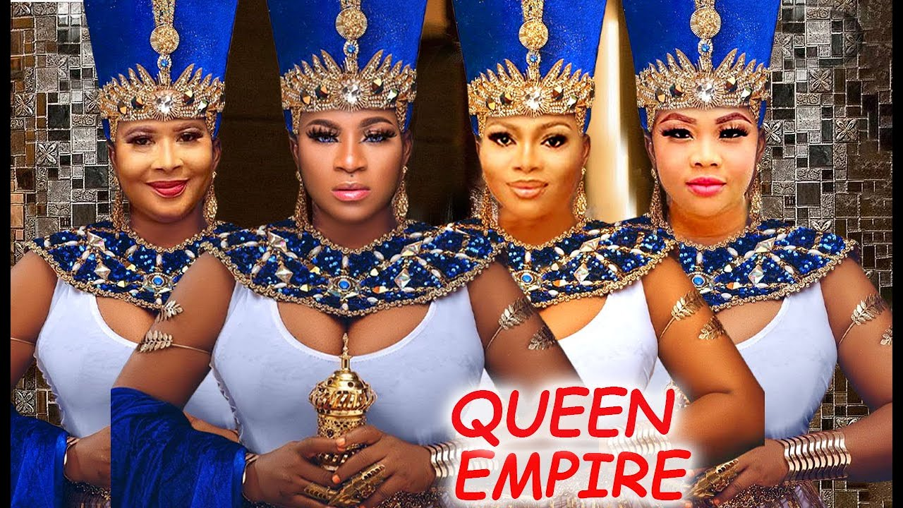 Download QUEENS EMPIRE Complete Season - NEW MOVIE Destiny Etiko 2021 Latest Nigerian Nollywood Movie