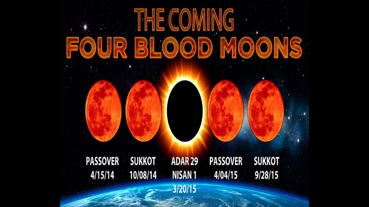 show picture of the 4 blood moons 2017 - photo #12