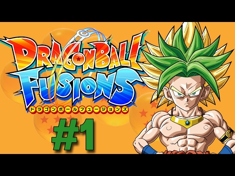 #1 UNE TUERIE ce Dragon Ball Fusions - gameplay FR HD