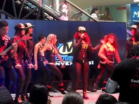 Radio Friky en el Life Style 2014 Centro comercial Monterry