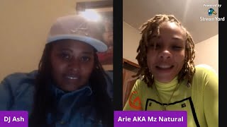 A New Chapter in Life for Mz Natural #mznatural #djash