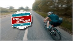 Pedal for Scotland 2018 | Classic Challenge 45 miles | 4K