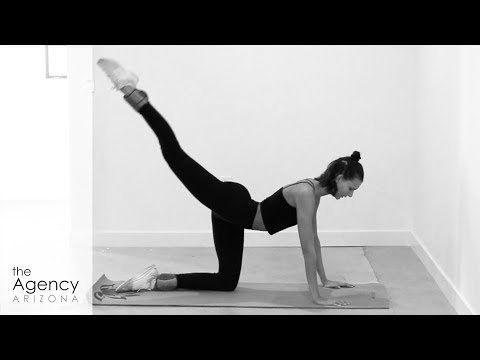 How To | Exercise Like a Model