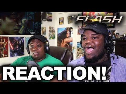 "The Flash Season 4 ""Hero Reborn"" : REACTION WITH MOM!"