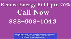 Best Solar Power (Energy Panels)  Installation Company in Shelburne Falls Massachusetts MA