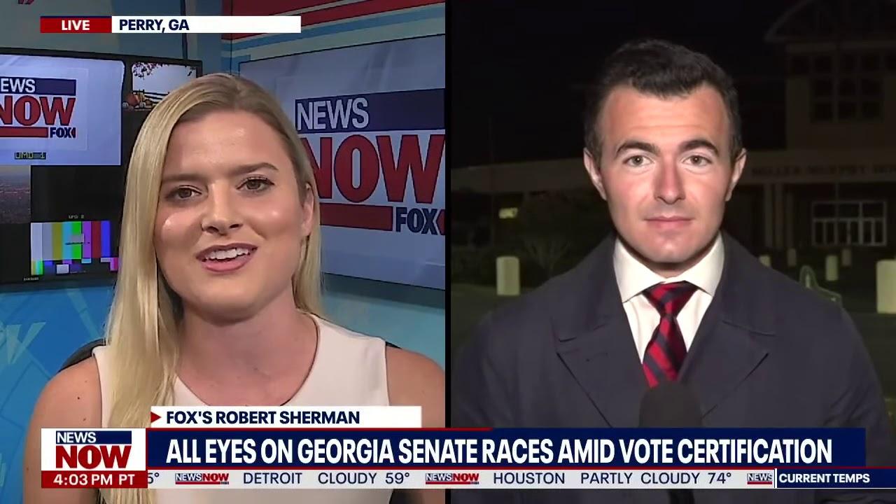 Download GEORGIA DRAMA: Hand Audit of Votes Complete, Affirms Biden Win