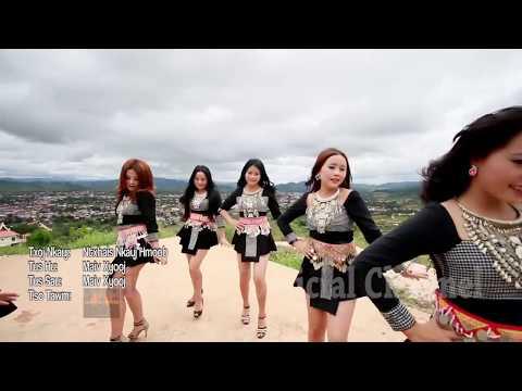 """Maiv Xyooj - """"Ntxhais Nkauj Hmoob"""" with Lyrics (Original Music Video) thumbnail"""