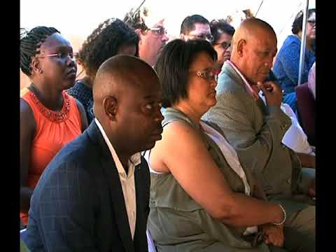 First District Record Centre inaugurated at Keetmanshoop-NBC
