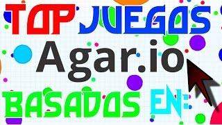 Top 3 Juegos Parecidos O Basados En Agar.io ANDROID [Alex Nebulous]